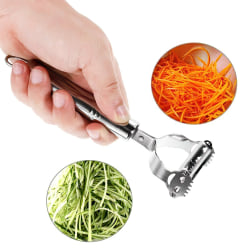 Grönsaksstrimlare Grönsaksskärare Rivjärn Köksredskap