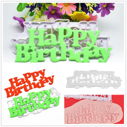 Happy Birthday Mall Dekorering