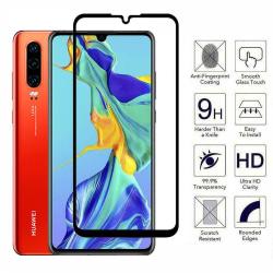 Huawei P30 - Härdat Glas Skärmskydd