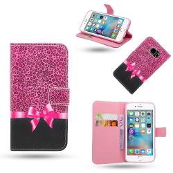 iPhone 5/5s/SE2016 - Fodral / Plånbok i Läder