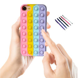 iPhone 6 / 6S - Skyddsfodral Pop It Fidget