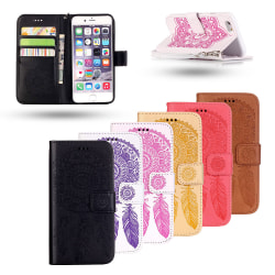 iPhone X/Xs - Fodral/Plånbok - Drömfångare Rosa