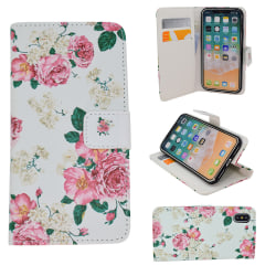 iPhone Xs Max - Läderfodral / Skydd