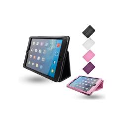 Läderfodral/Skydd iPad Air 2 Svart