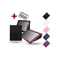 Läderfodral/Skydd iPad Mini 1 2 3 Blå