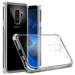 Samsung Galaxy S9 Plus - Skal / Skydd / Transparent