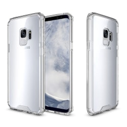 Samsung Galaxy S9 Plus - Skal / Skydd / Transparent