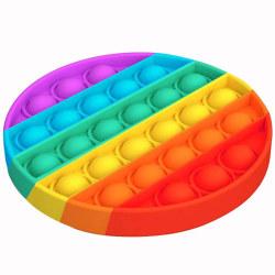 Pop it fidget toy bubble sensory push pop toy family toys