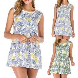 Dammodell Print Moderskap kjol i en bit