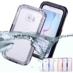 Galaxy S6/S6 Edge - FLOVEME Vattentätt fodral - ORIGINAL - Blå