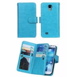 Galaxy S7 - Praktiskt 9-korts Plånboksfodral samt sedelfack Svart