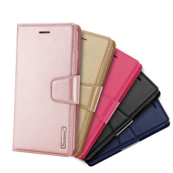 Hanman Plånboksfodral för Samsung Galaxy Note 9 Roséguld