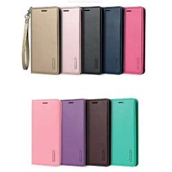 Hanman Plånboksfodral till Samsung Galaxy S10 Plus Roséguld