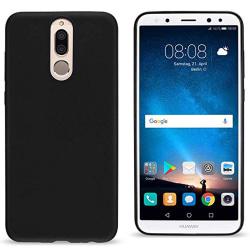 Huawei Mate 10 Lite - Skyddande Silikonskal (NILLKIN) Svart