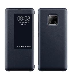 Huawei Mate 20 Pro - SMART-VIEW Fodral från NKOBEE Brun