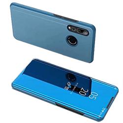 Huawei P Smart Z - Leman Fodral Himmelsblå