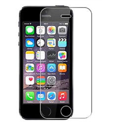 iPhone 5/5C/5S/5SE Skärmskydd 10-PACK Standard 9H HD-Clear