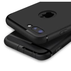 iPhone 5/5S/5SE - Stilrent Matt Silikonskal från NKOBEE Blå
