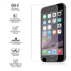 iPhone 6/6S Plus 3-PACK Skärmskydd 2.5D 9H HD-Clear Screen-Fit