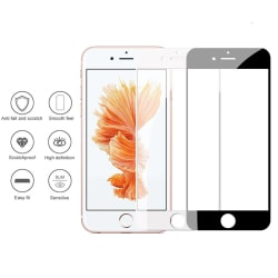 iPhone 6/6S Plus Skärmskydd 3D 9H HD-Clear