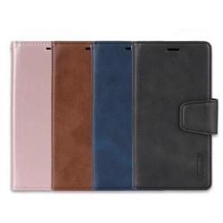 iPhone XR - Praktiskt Dubbelfunktion Plånboksfodral HANMAN Blå