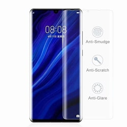 P30 Pro 2-PACK Skärmskydd 9H Nano-Soft Screen-Fit HD-Clear