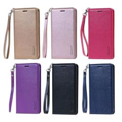 Samsung Galaxy A10 - Praktiskt Plånboksfodral (HANMAN) Lila