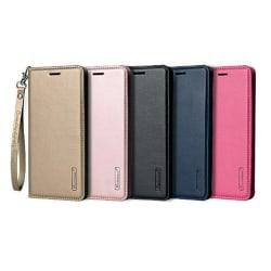 Samsung Galaxy A40 - Smart Effektfullt Plånboksfodral (Hanman) Roséguld
