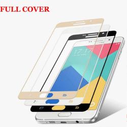 Samsung Galaxy A5 2016 (2-PACK) Skärmskydd Full-fit av HeliGuard Svart