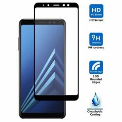 Samsung Galaxy A7 2018 Skärmskydd 3D 9H HD-Clear ProGuard Svart