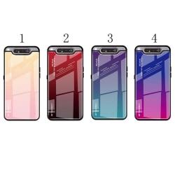 Samsung Galaxy A80 - Exklusivt Stilsäkert Skal (NKOBEE) 4