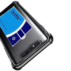 Samsung Galaxy A80 - Skyddsskal med Korthållare