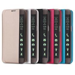 Samsung Galaxy S5 - SMART-VIEW Fodral från Floveme (Original) Guld
