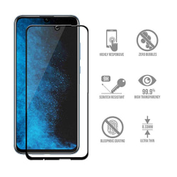 Skärmskydd 2.5D 5-PACK Ram 9H HD-Clear Screen-Fit Honor 10 Lite