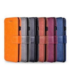 Stilrent Plånboksfodral från ROYBEN till Samsung Galaxy Note 8 Orange