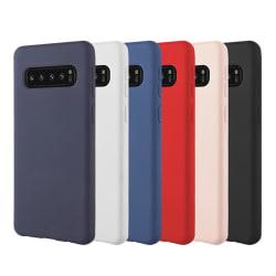 Stilsäkert Silikonskal NKOBEE - Samsung Galaxy S10 Plus Ljusrosa