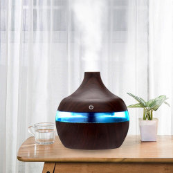 Aroma Diffuser Aromatherapy Ultrasonic Humidifier Air Purifier