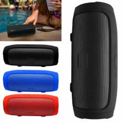 Mini Music Bluetooth bashögtalare Vattentät bärbar högtalare Ou red