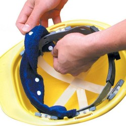 Replacment Soft Absorbent Sweatband for Hard Hat Summer S