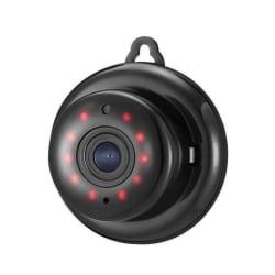 Trådlös Wifi-kamera Smart Ip Mini Security Night Vision Hd 1080 British rule