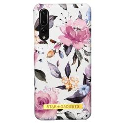 Huawei P20 Pro - Skal / Skydd / Blommor