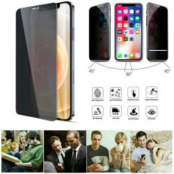 iPhone 12 Pro- Integritet Härdat Glas Skärmskydd
