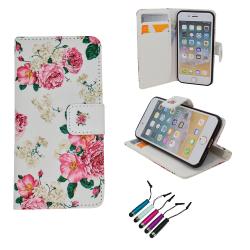 iPhone 7/8 - Läderfodral/Skydd