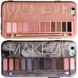 iPhone 7/8/SE (2020) - Skal / Skydd / MakeUp Rosa