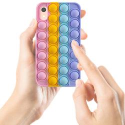 iPhone XR - Skyddsfodral Pop It Fidget