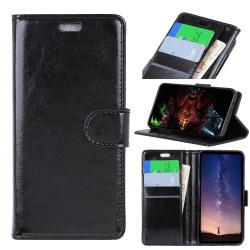 Nokia 3.1 - Läderfodral / Skydd