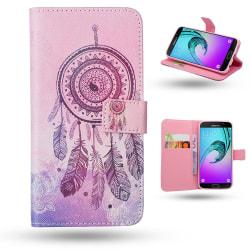 Samsung Galaxy A5 2016 - Fodral/Plånbok Läder - Drömfångare