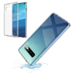 Samsung Galaxy S10 Plus - Skal / Skydd / Transparent