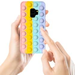 Samsung Galaxy S9 - Skyddsfodral Pop It Fidget