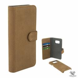 Plånbok Äkta Läder Samsung Galaxy S8